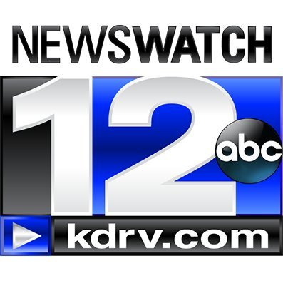 KDRV NewsWatch 12 logo