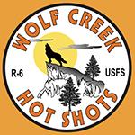 Wolf Creek Hotshots logo
